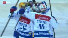 Video «NLA: Genf - ZSC Lions» abspielen