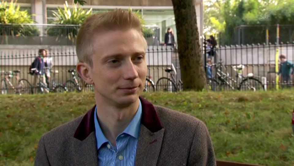 Politologe Eichhorn zum Referendum
