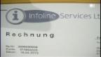 Video «Infoline Services: Rechnung für den Papierkorb» abspielen