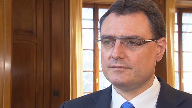 SNB-Präsident Jordan: «Der Euro-Mindestkurs bleibt wichtig.»