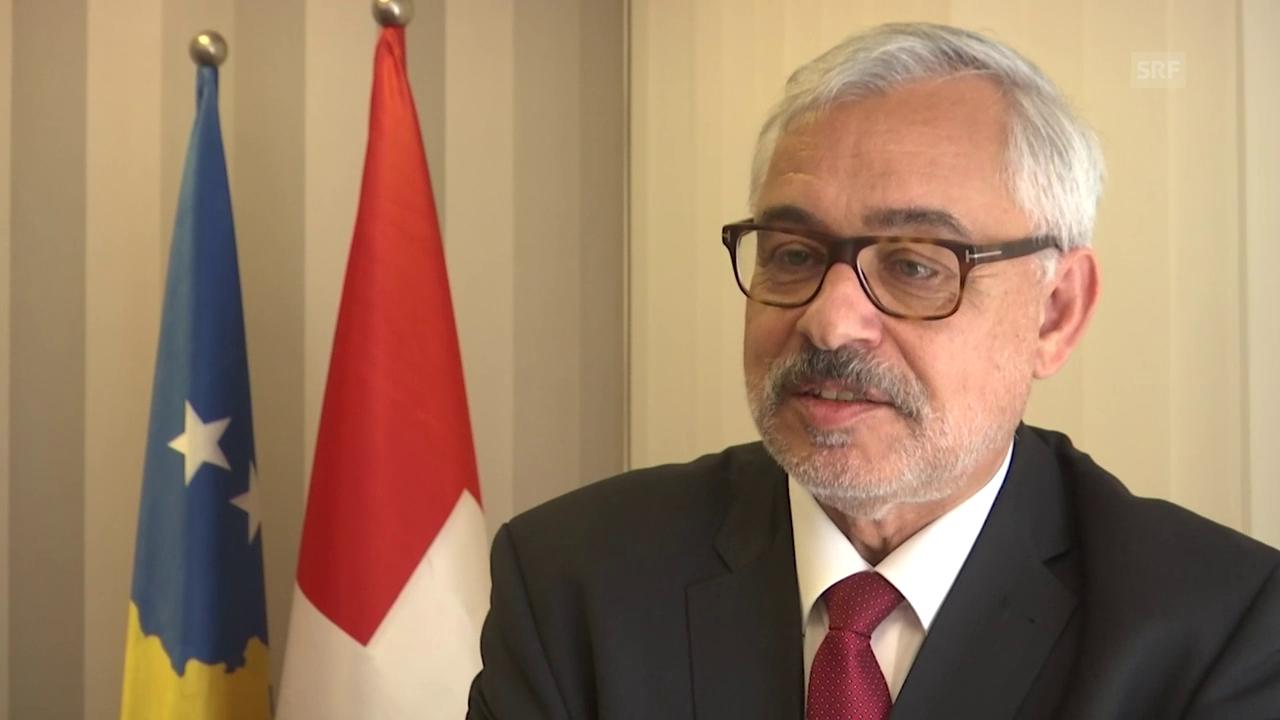 Jean-Hubert Lebet, Schweizer Botschafter im Kosovo: «Die Kosovaren haben viel gemacht»