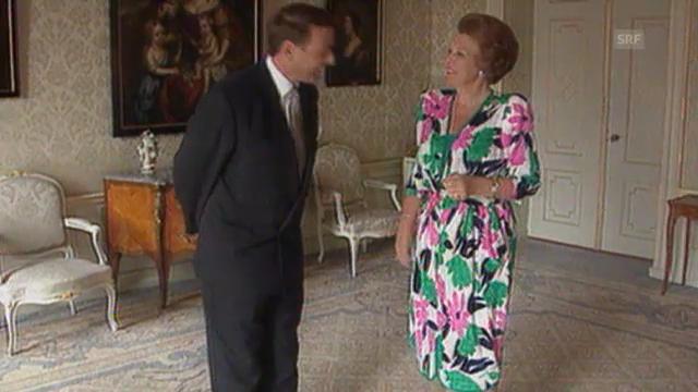 Staatsbesuche und offizielle Auftritte von Königin Beatrix (unkomm.)