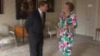 Video «Staatsbesuche und offizielle Auftritte von Königin Beatrix (unkomm.)» abspielen