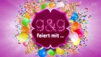Video «Mitfeiern mit «glanz & gloria»» abspielen