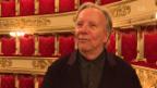 Video «Der Schweizer Choreograph Heinz Spoerli inszeniert in der Scala» abspielen