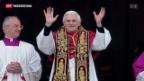 Video «Das war Benedikt XVI.» abspielen