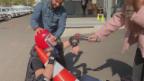 Video ««Die voll freshe Bobbycar-Challenge» mit dem Komikerduo Unigag» abspielen