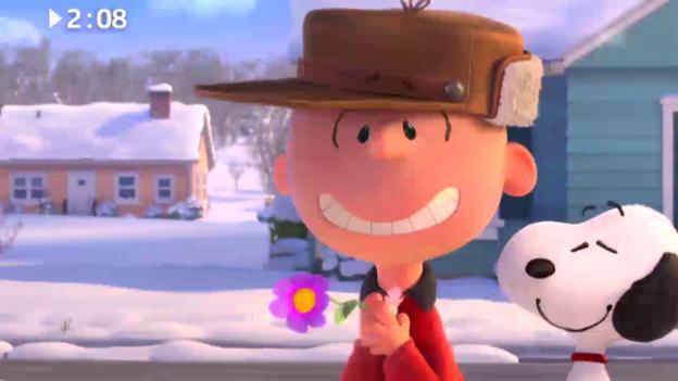 Video «Im Kino: «Peanuts»» abspielen