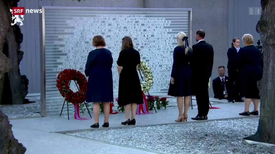 Norwegen zehn Jahre nach dem Anschlag von Utøya