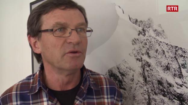 Laschar ir video «Fadri Cazin, Val Müstair»