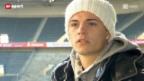 Video «Fussball: Besuch bei Granit Xhaka» abspielen