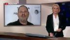 Video «Weinstein aus Oscar-Akademie ausgeschlossen» abspielen
