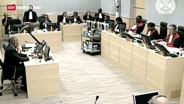 Video «Schweiz für Syrien-Tribunal» abspielen