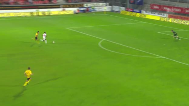 Video «Sion zerlegt Celtic - und wird disqualifiziert» abspielen