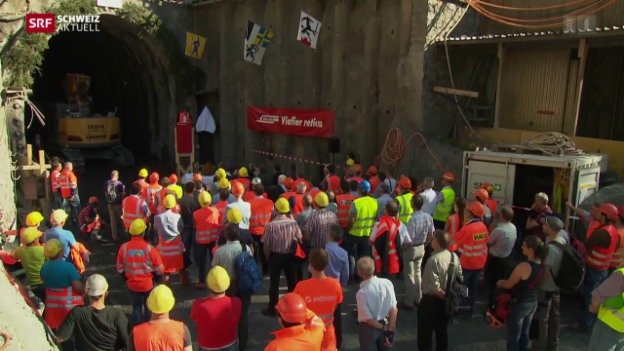 Video «Schweiz aktuell vom 31.08.2015» abspielen