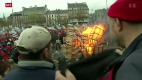 Video «Grossdemonstration gegen Steuerpolitik» abspielen