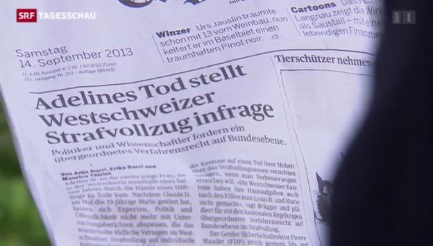 Video «Tötungsdelikt in Genf» abspielen