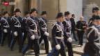 Video «Sicherheitsmassnahmen in Genf erhöht» abspielen