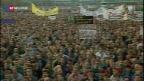 Video «Demonstration auf dem Alexanderplatz» abspielen