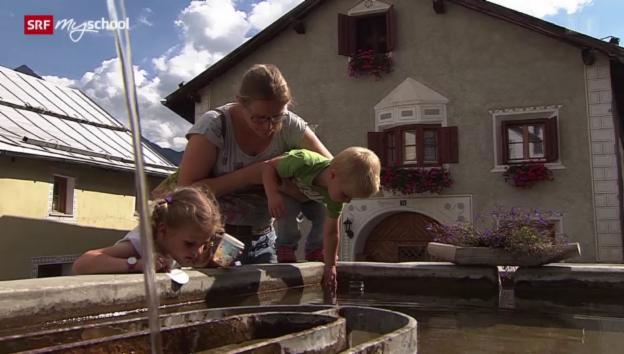 Video «Rätoromanen in der Schweiz» abspielen