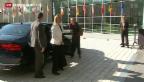 Video «Sondertreffen der EU zu Flüchtlingspolitik» abspielen