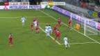 Video «Fussball: Thun - Lausanne» abspielen