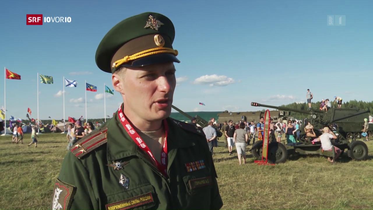 «10vor10»-Serie: Untergang der UdSSR - Armee