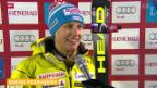 Video «Ski alpin: Slalom der Frauen in Levi» abspielen