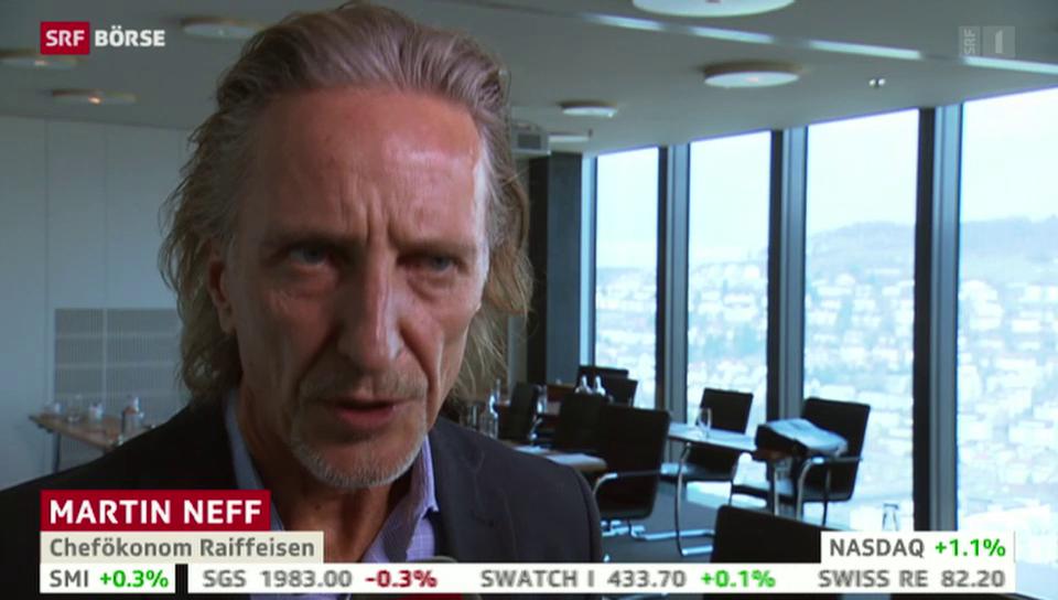 SRF Börse: Diskussion um SNB und Mindestkurs