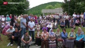 Video «Srebrenica Massaker» abspielen