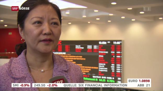 Video «SRF Börse vom 13.10.2016» abspielen
