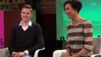 Video «Kevin Schmid und Pascale Bruderer» abspielen