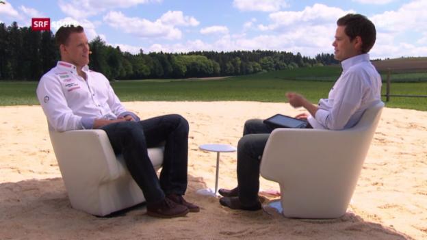 Video «Schwingen: Matthias Sempach in der «sportlounge»» abspielen