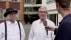 Video «Gespräch mit Jachen Erni und Ueli Mooser» abspielen