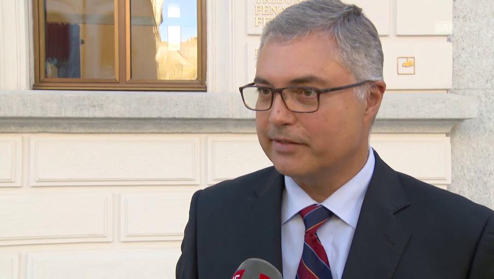Stellungnahme von Staatsanwalt Carlo Bulletti