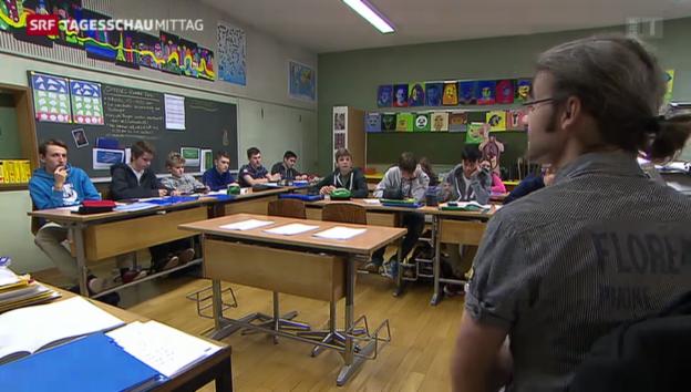 Video «Pisa-Studie: Schweizer Schüler im Rechnen Weltklasse» abspielen