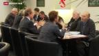 Video «Deutsch-Schweizerischer Parlamentarier-Austausch in Bern» abspielen