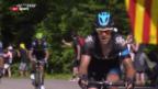 Video «Tour de France: Zusammenfassung 8. Etappe («sportaktuell»)» abspielen
