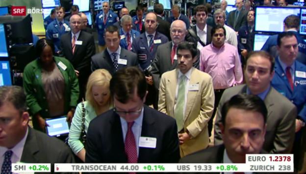 Video «SRF Börse vom 11.09.2013» abspielen