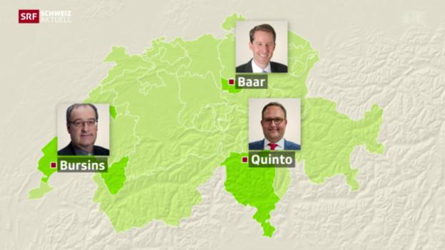 Video «Schweiz aktuell vom 08.12.2015» abspielen