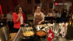 Video «Koreanisch Kochen mit Eve Angst: frischer Fisch in Korea» abspielen