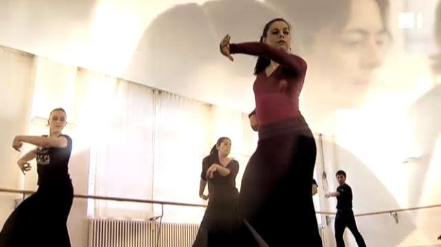 Tanzen stärkt schüchterne Teenager