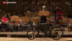 Video «Neue Musik und alt-bundesrätliche Texte» abspielen