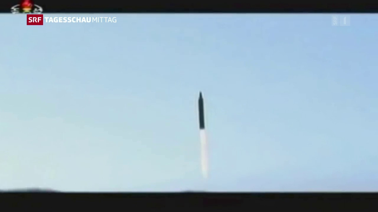 Neuer Raketentest in Nordkorea