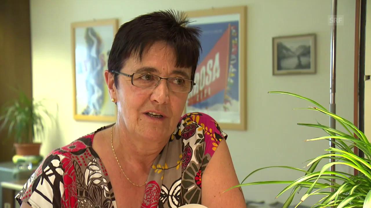 Hauswartin: «Ich bedaure den Vorfall»