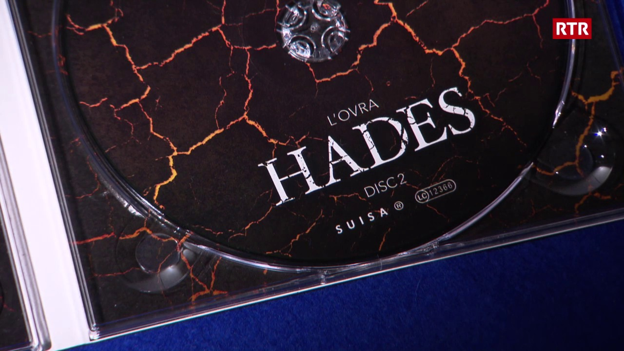 Il nov album da Hades
