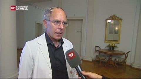 Video «Ylenia: Gerichtspsychiater Josef Sachs» abspielen