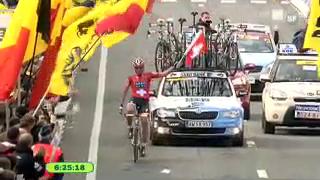 Video «Cancellaras Premiere 2010» abspielen