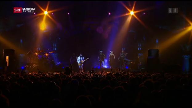 Video «Tod von Prince bewegt Zürcher Musiker» abspielen