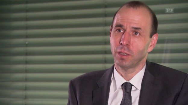 Video «Tobias Straumann zur Bedeutung der Notenbanken» abspielen